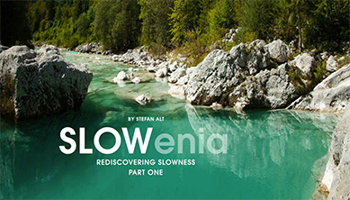Rediscovering Slowness: Part I